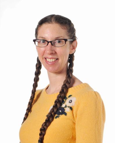 Julia Rundle - EYFS Leader