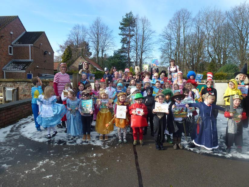 Marwood School celebrates World Book Day