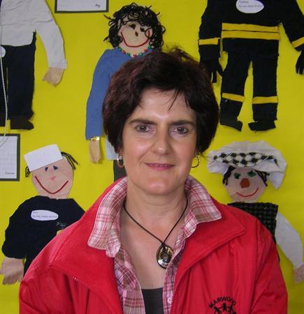 Mrs Susan Bainbridge  Midday Supervisory Assistant