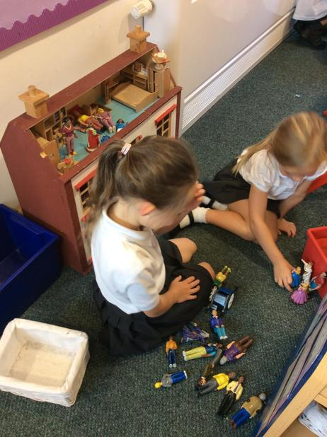 Getting to know our classroom