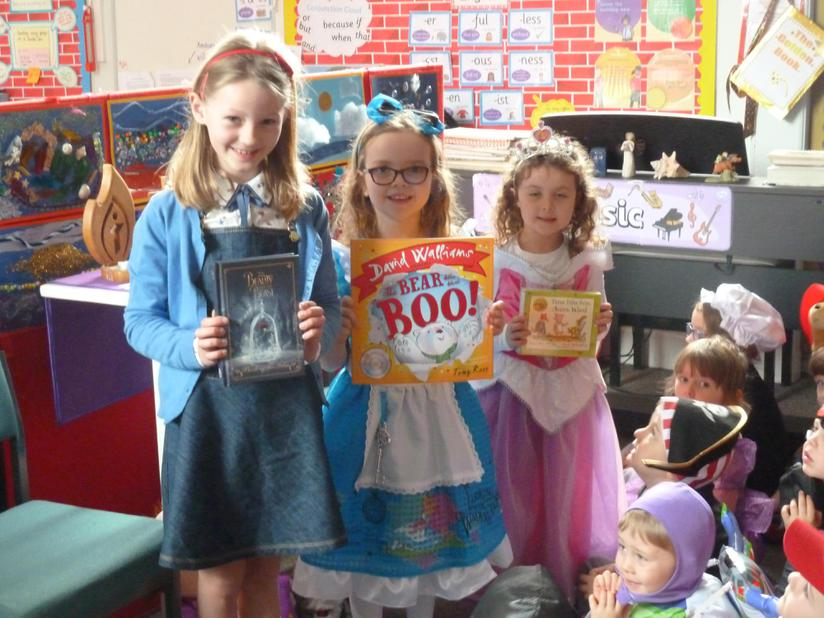 Our World Book Day Poetry Competition Winners 2017