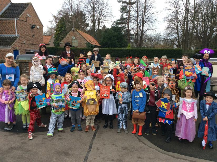Fabulous World Book Day outfits!