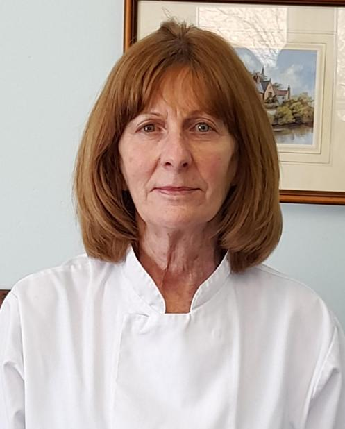 Mrs Christine Maxwell - Dining Room Assistant