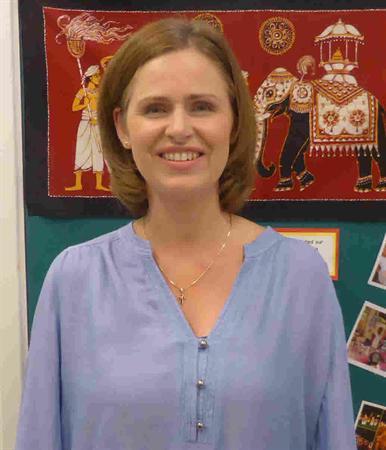 Foundation Governor - Mrs Vicky Bradley