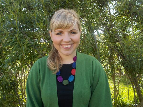 Mrs Emma Anderson - Reception Class Teacher