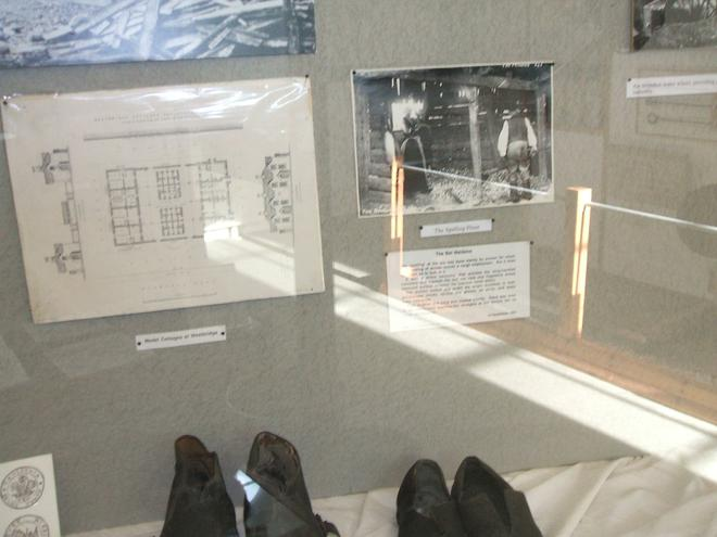Mining display