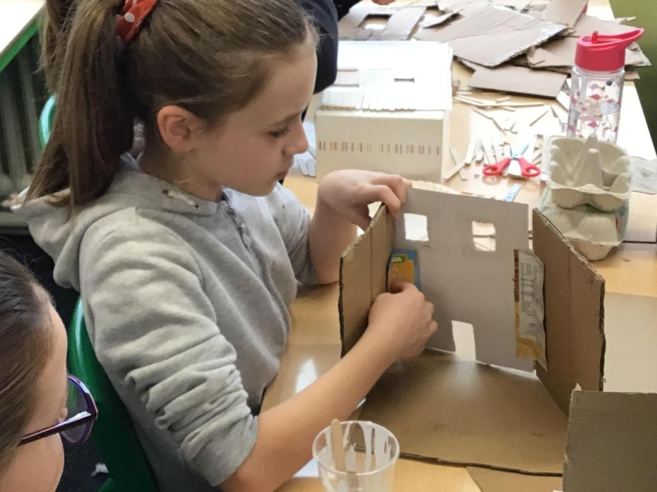 Making sure our houses were structurally strong