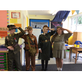 WW2 day in Year 6