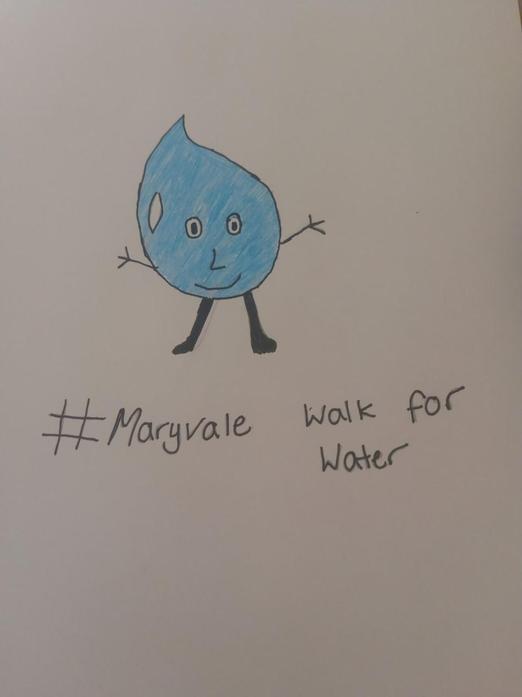 Alfie's Waterdrop