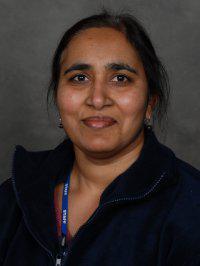 Mrs M Singh - Lunchtime Supervisor