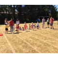 EYFS ready to race