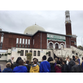 Year 6 visited Birmingham central mosque