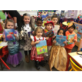 Nursery had some amazing costumes!