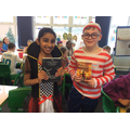 Our Year 5 book winners