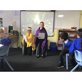 Finding out about monarchy in Year 4