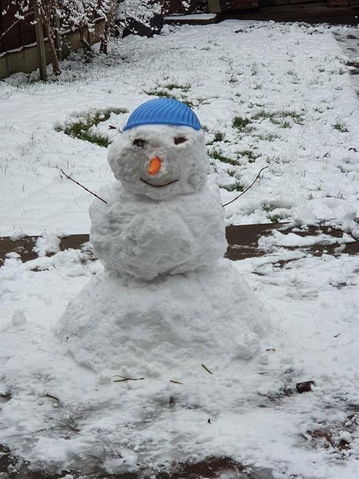 Gabby's Snowman