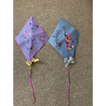 Sophie's kites...