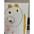 Sophie's drawing of a bear