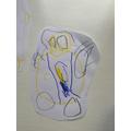 Frankie's drawings!