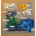 Lego Water Cycle by Liam Ross (4P)