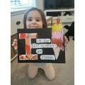 Isabel's letter sound i poster!