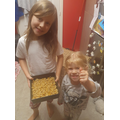 Katelyn has been baking with her sister