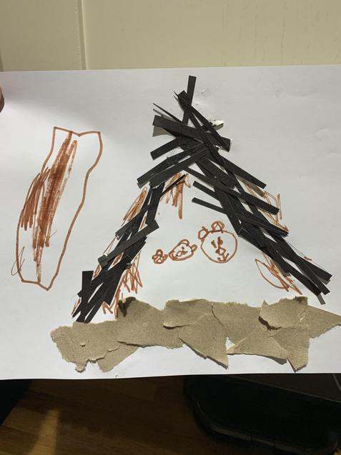 Sophie's bear picture!