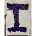 Sophie's letter sound i poster