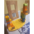 Katelyn's Lego model
