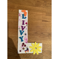 L is for Livvy