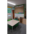 Our FANTASTIC writing area
