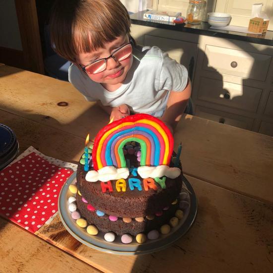 Harry (Happy Birthday Harry!)
