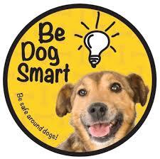 Be safe around dogs!