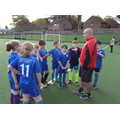 Inspirational team talk from Mr S