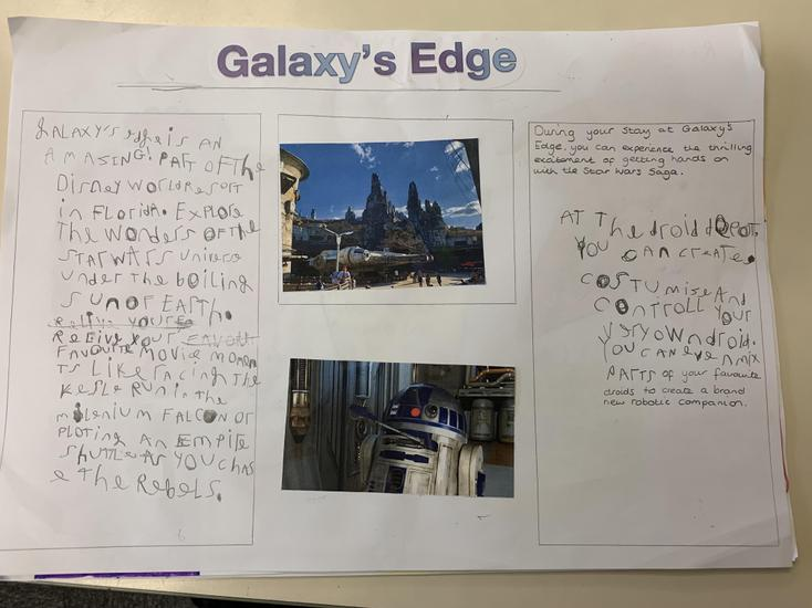 Visit Galaxy's Edge
