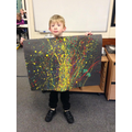 Our Jackson Pollock Paintings