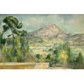"""Paul Cézanne """"Mont Sainte Victoire"""", c1887"""
