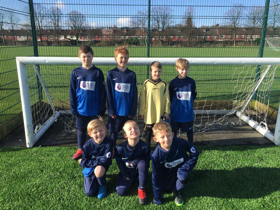EFC competition football team