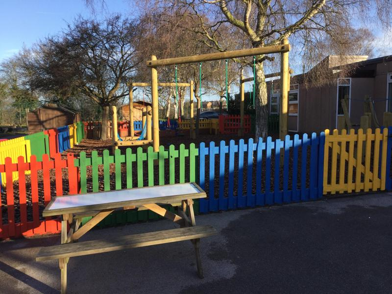 School Playground and Trim Trail
