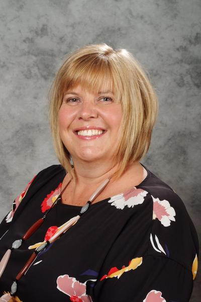 Mrs Coltart, Office Manager