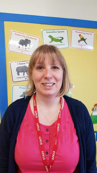 Mrs Yates, F2 Emperor Class Teacher
