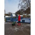 Salting the playground