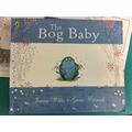 We read The Bog baby