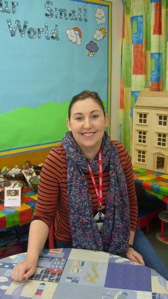 Miss Stannard, F2 Admirals Class Teacher