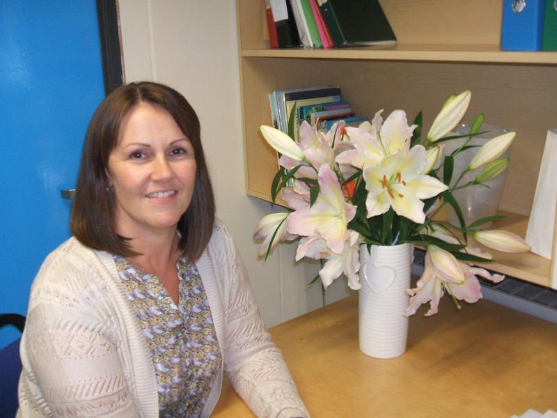 Miss Kerry Norman, Headteacher