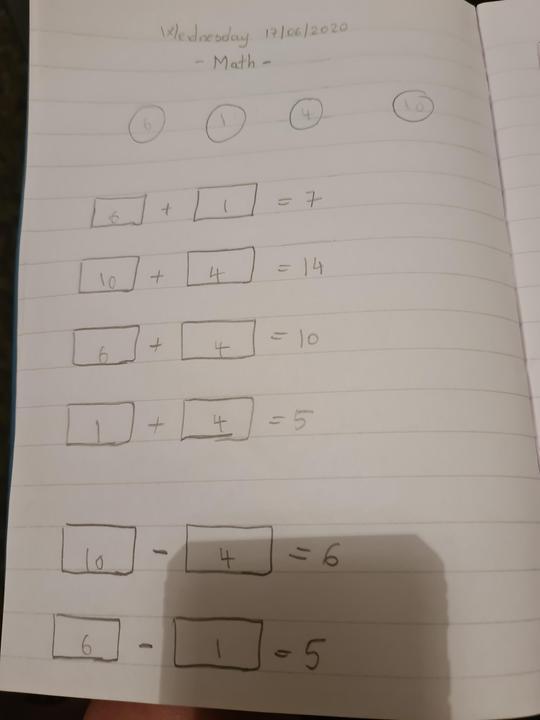 Edy's Maths.