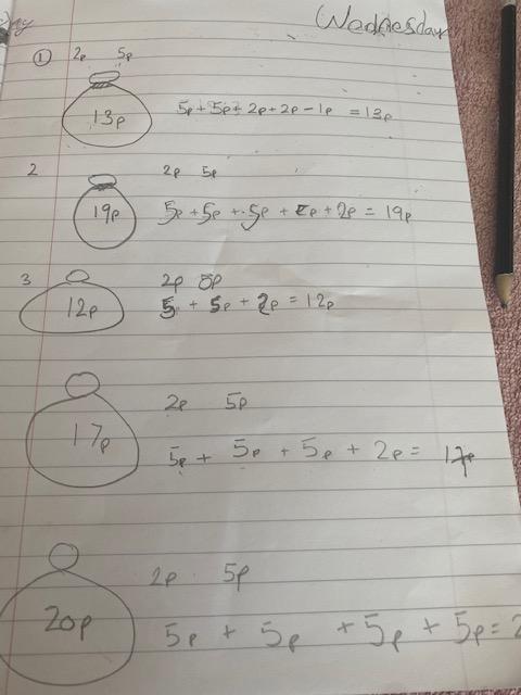 Excellent Maths Azaan.