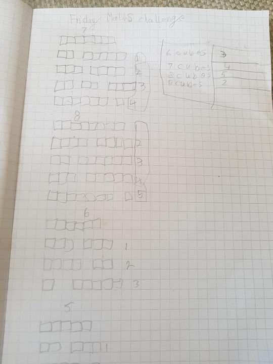 Great Maths Maimuna.