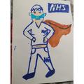 NHS Superhero