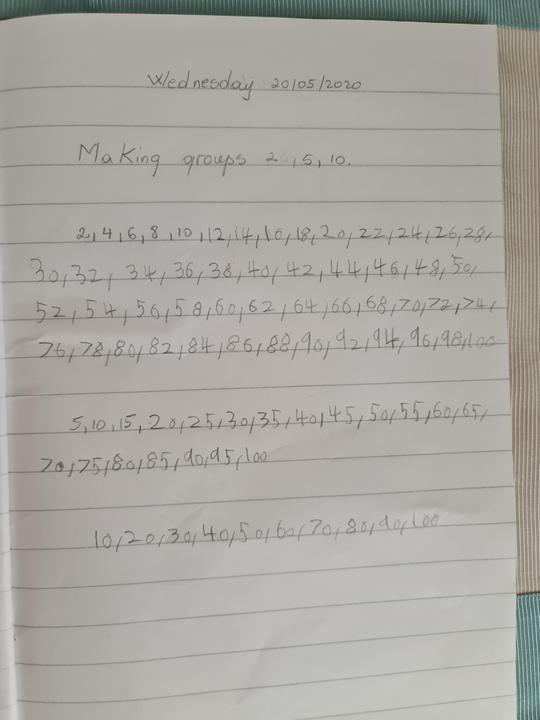 Super maths Edy!